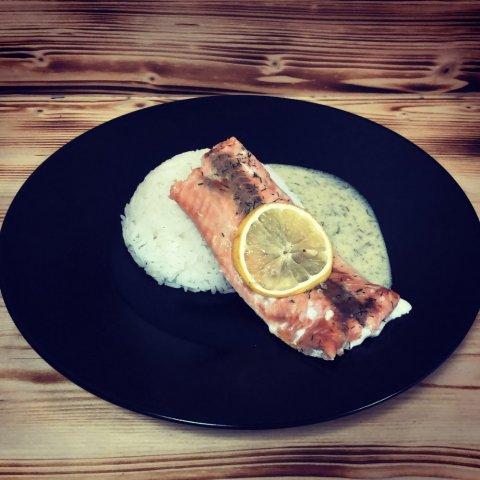 plat chaud, cuisine maison, saumon, restaurant, villeurbanne