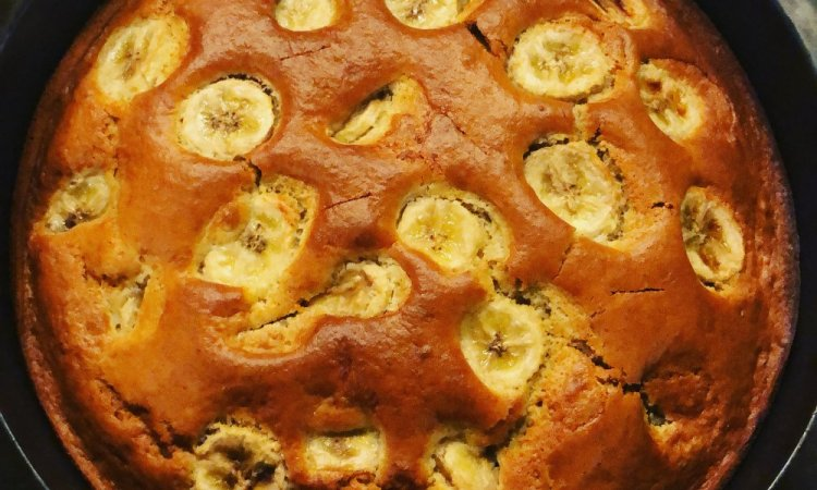 banana bread à la cannelle, bar à salades villeurbanne
