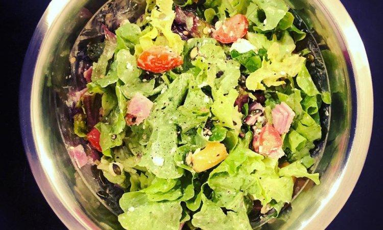 Salade, Bar à salade, Le petit Ours Gourmand, Villeurbanne